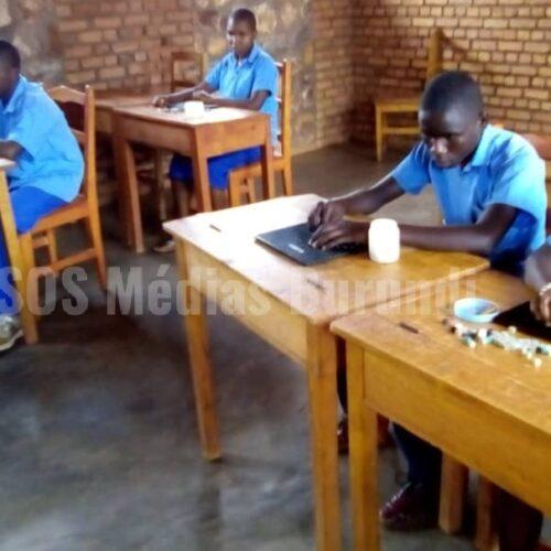 Mushasha (Gitega) : Le centre Rumuri, en charge des enfants malvoyants  confronté à d'énormes difficultés