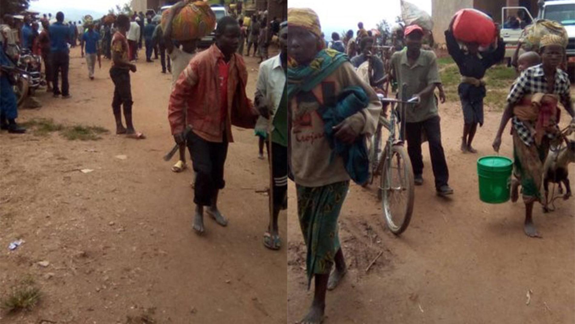 Bubanza : des hommes armés en provenance de la RDC créent une peur panique