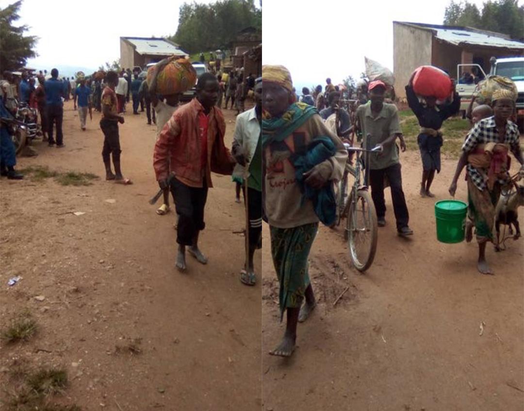 Bubanza: des hommes armés en provenance de la RDC créent la peur panique
