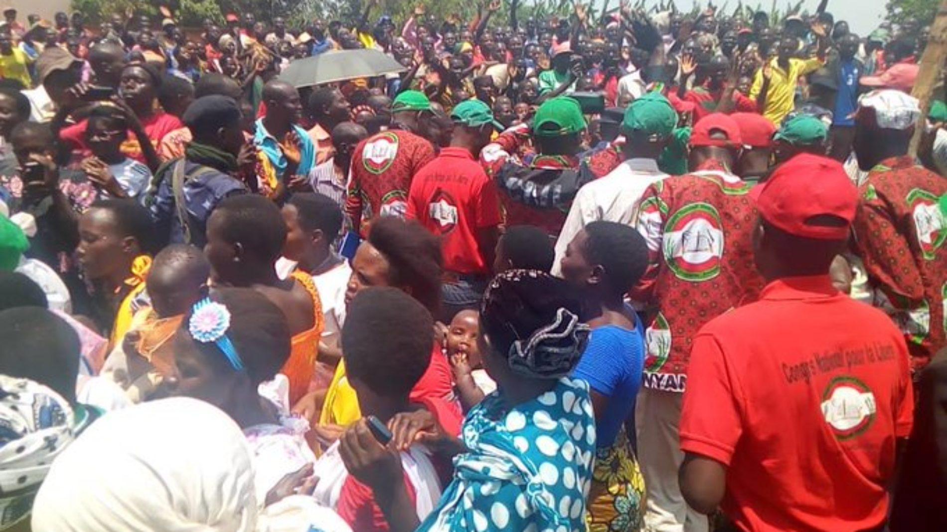 Des imbonerakure ont attaqué deux membres du parti CNL à Gisuru