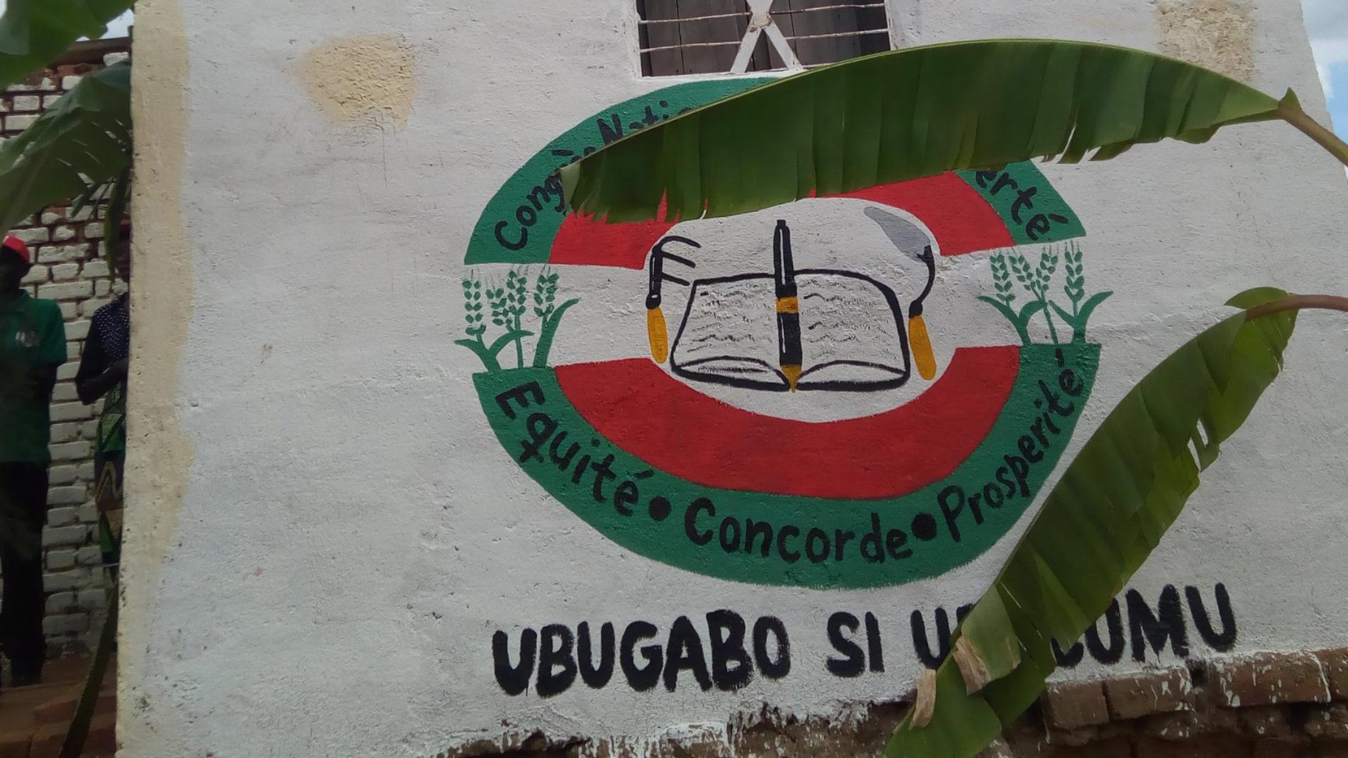 Rumonge : quatre jeunes du CNL détenus depuis  15 jours