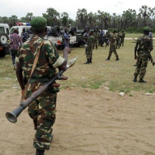 Bubanza(Gihanga): Probable passage d'hommes armés en provenance de la RDC