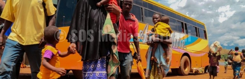 Burundi Tanzanie - SOS Médias Burundi