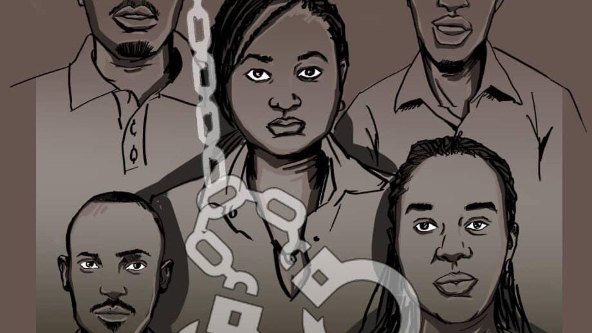 Bubanza: les journalistes d'Iwacu et leur chauffeur ont comparu devant le juge d'appel