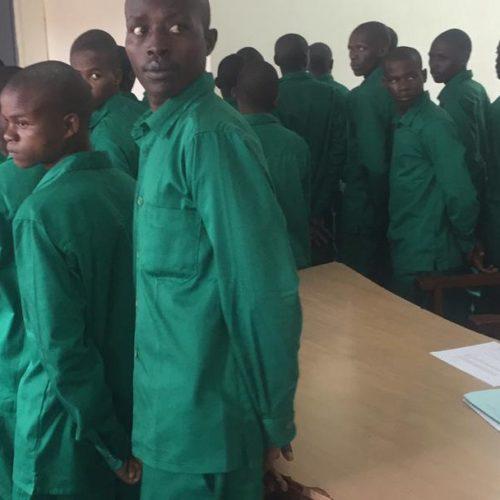 Kigali: La cour militaire refuse la libération provisoire aux quatre Burundais faisant partie d'un groupe accusé d'atteinte à la sécurité du Rwanda
