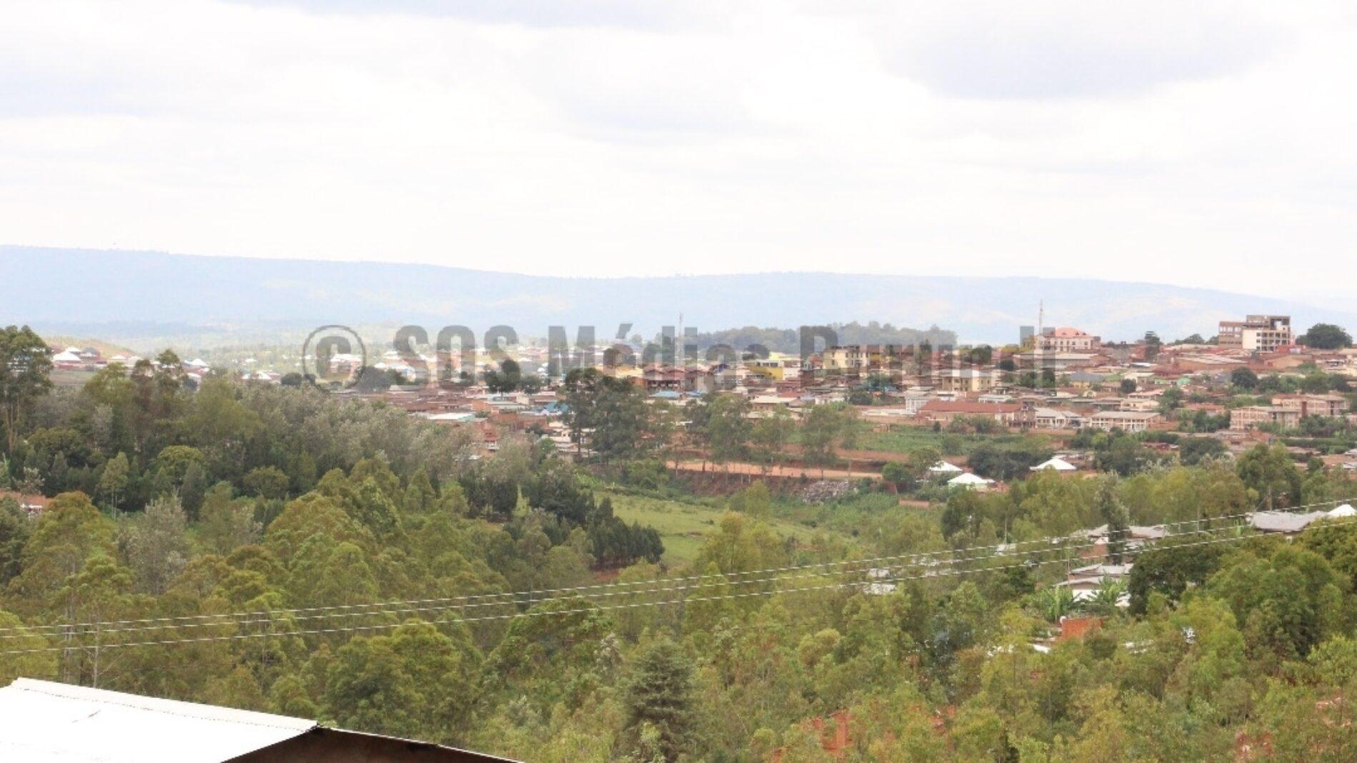 Shatanya (Gitega, centre du pays) : un rwandais soupçonné d'espionnage arrêté