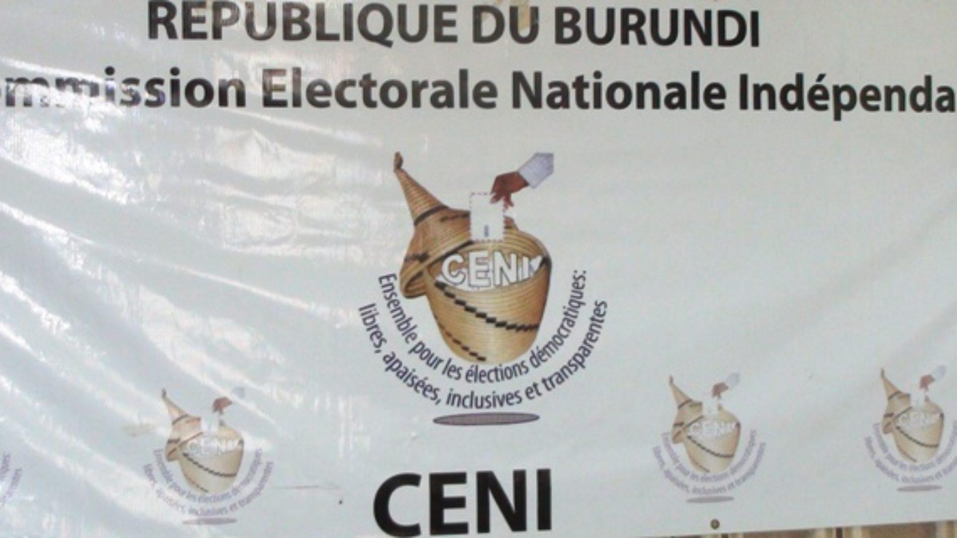 Certaines candidatures aux législatives rejetées