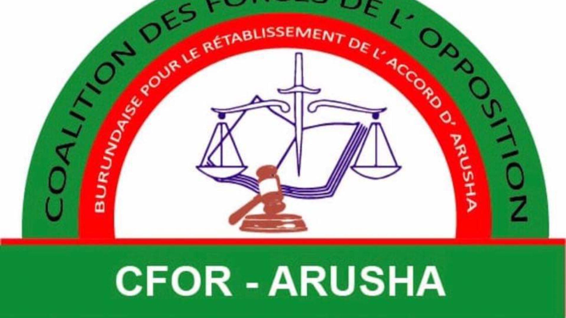 CFOR ARUSHA dénonce la recrudescence des exécutions extra judiciaires au Burundi