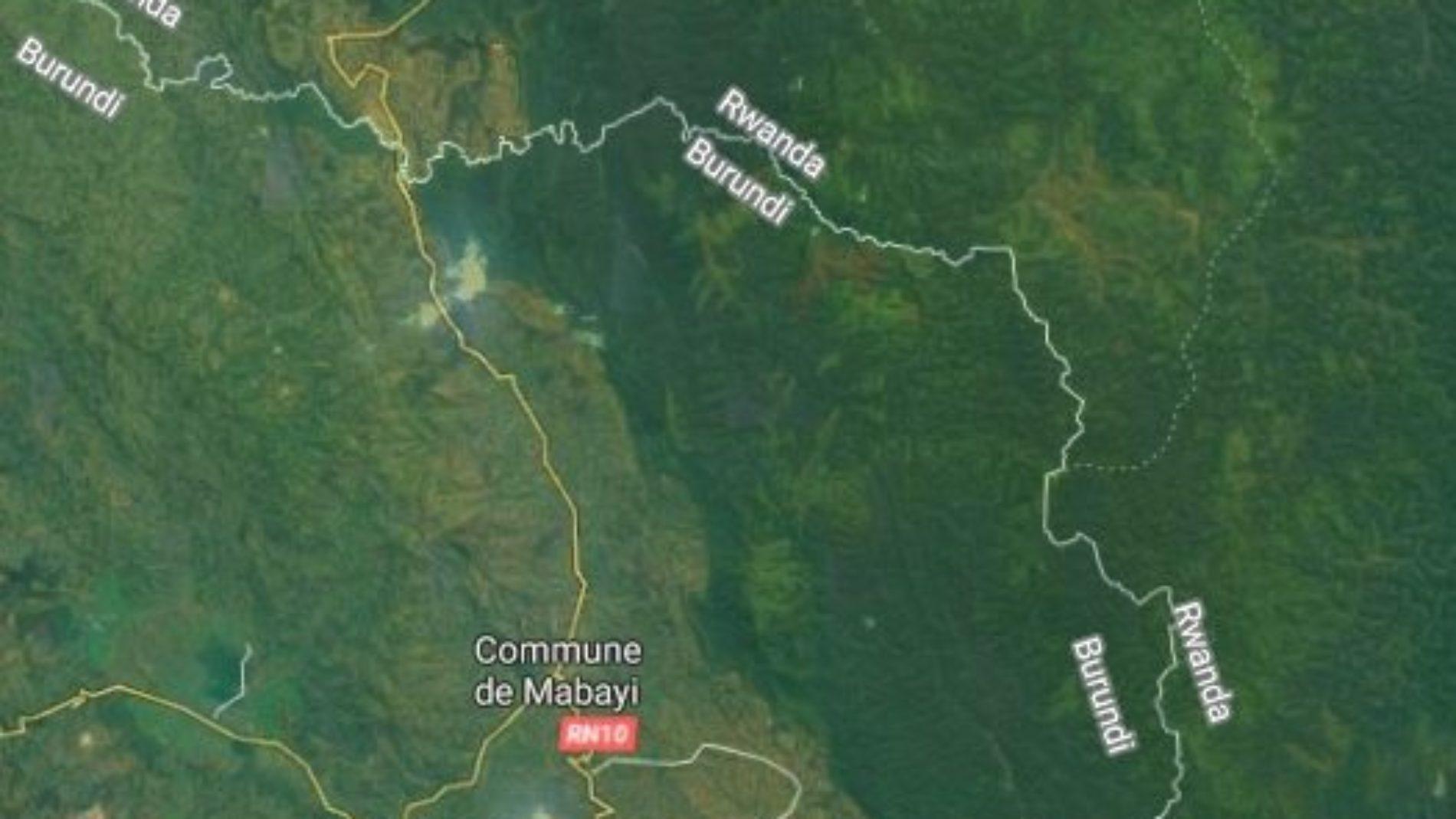 Un groupe armé a attaqué deux positions militaires de Mabayi (Cibitoke)