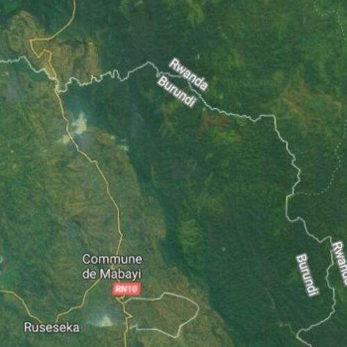Attaque de Mabayi : 9 morts, plusieurs blessés et portés disparus (source militaire)