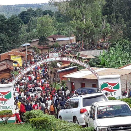 Ngozi: Vague d'arrestations après une altercation entre Imbonerakure et militants du CNL dimanche qui a fait un mort