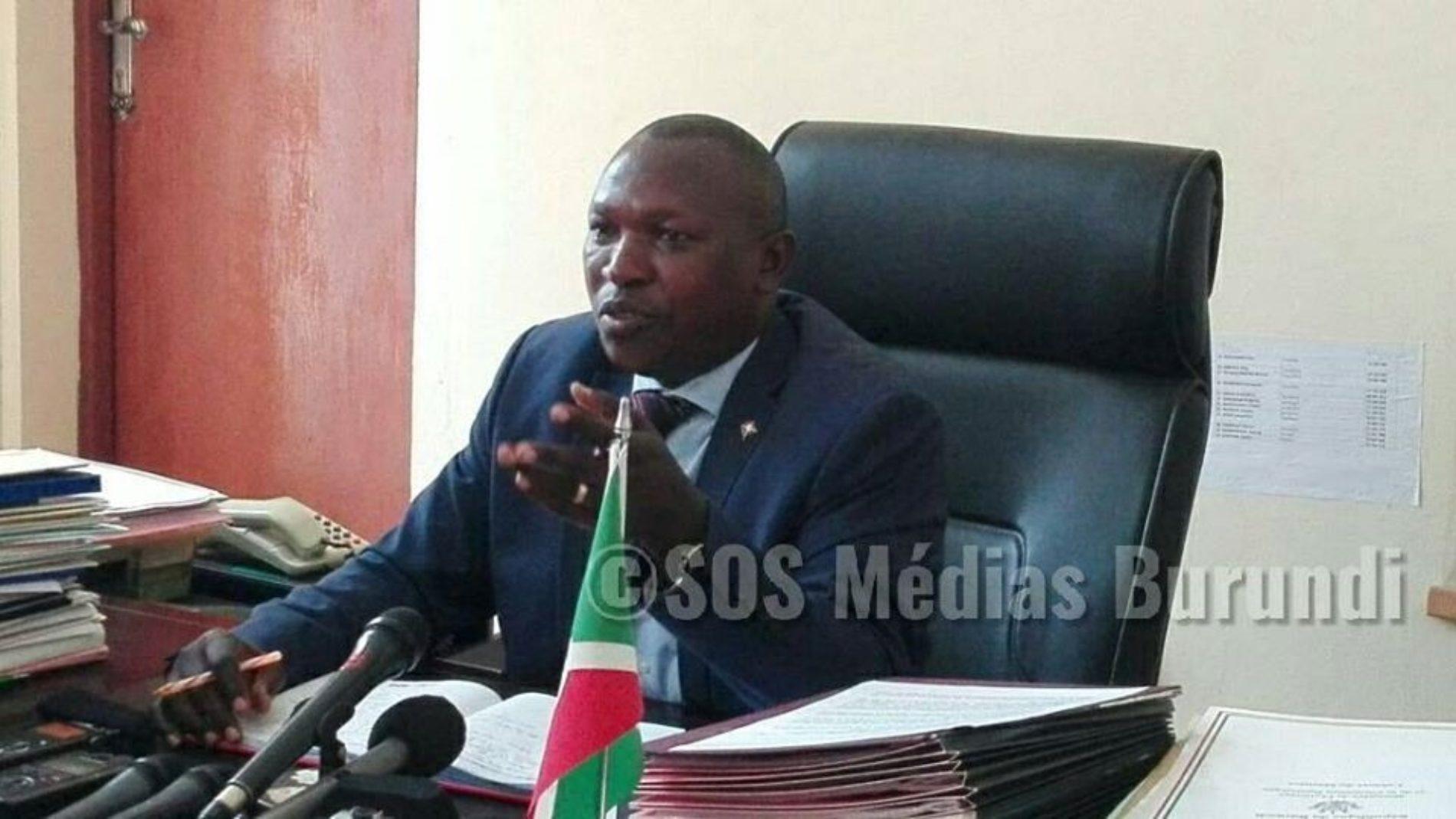Cibitoke : le ministère de l'Intérieur appelle les comités mixtes de sécurité à la vigilance