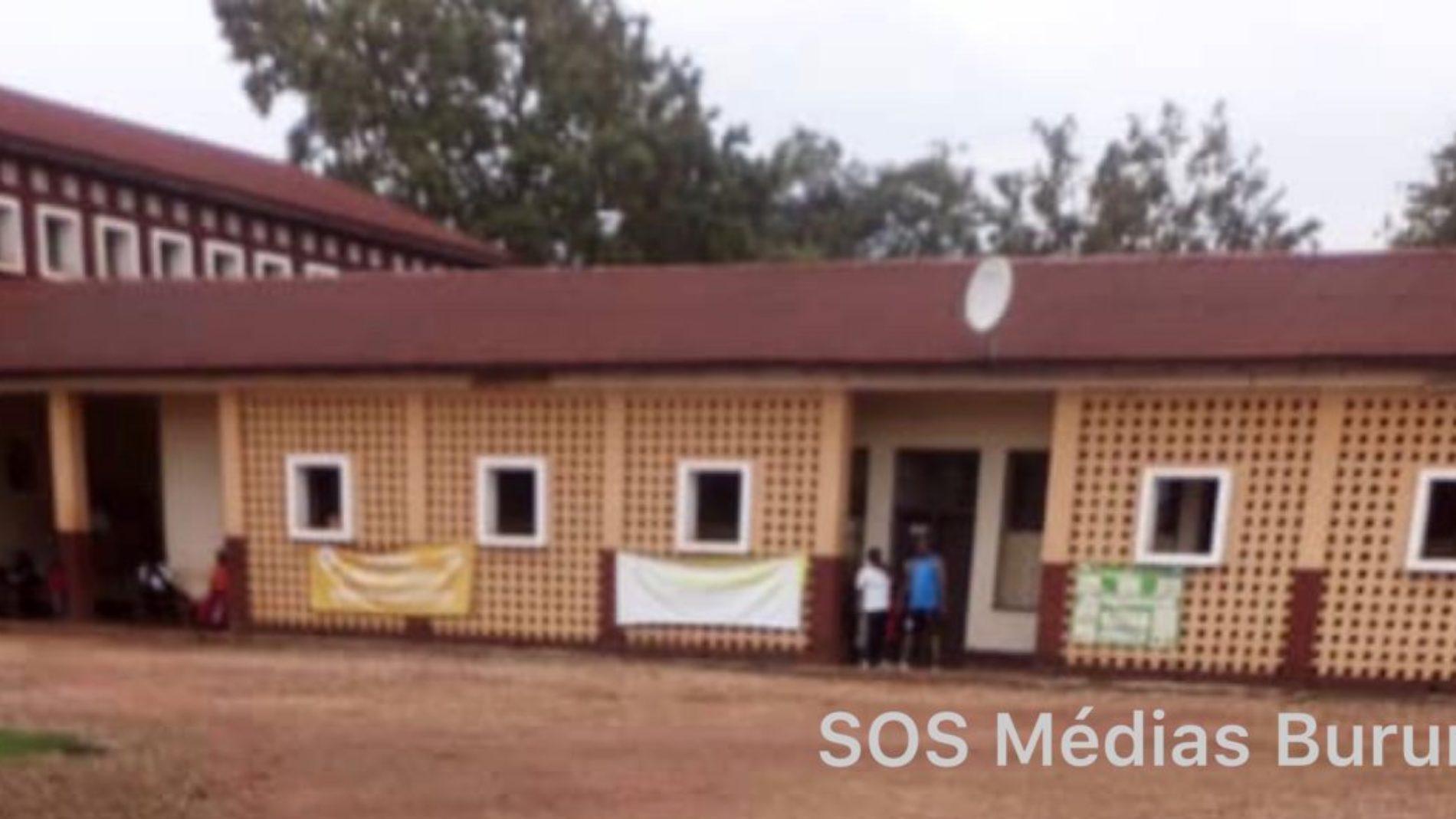 Un cadre du CNDD-FDD à Gitega suspecté de viol sur mineur