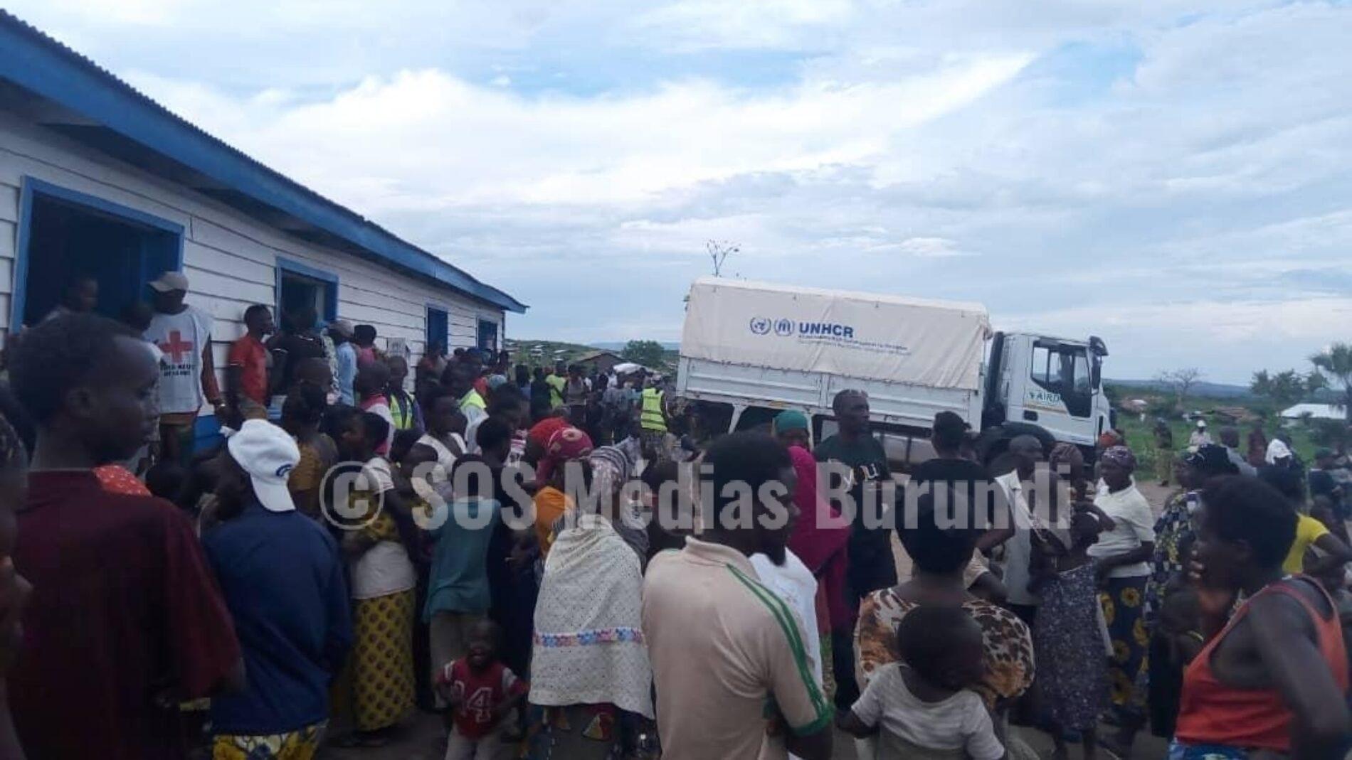 RDC: Plus de 200 demandeurs d'asile burundais transférés au camp de Mulongwe