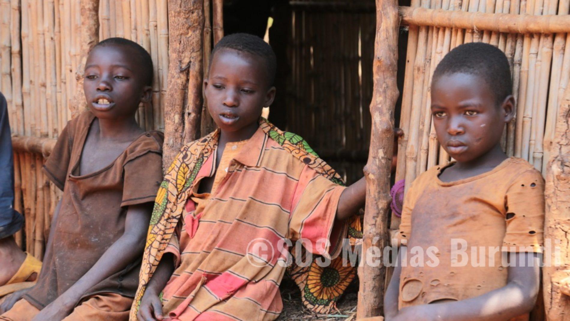 PHOTO de la semaine – Gihofi (Rutana) : 30è anniversaire de ratification de la convention sur les Droits de l'enfant
