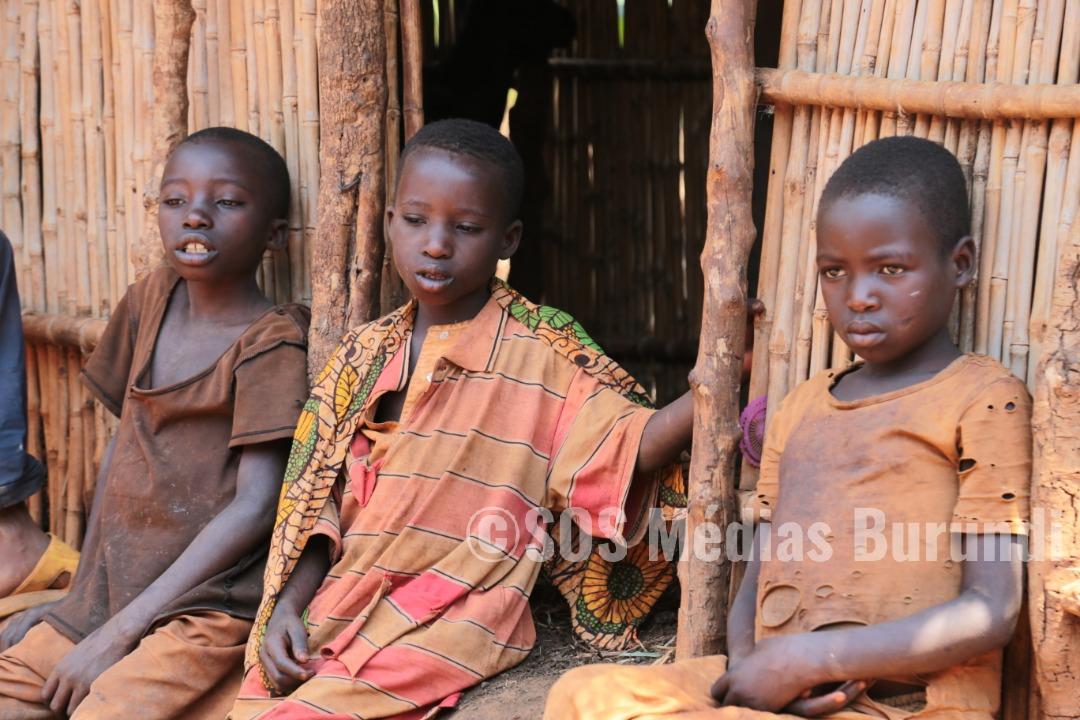 Burundi Rutana Enfant SOS Medias