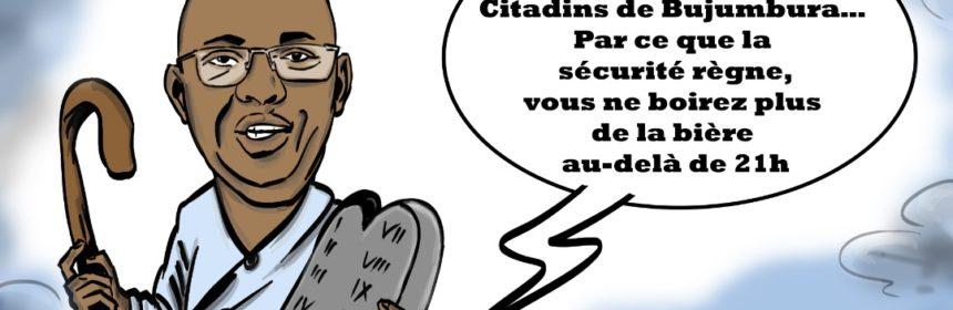 Bujumbura Sos Medias Burundi