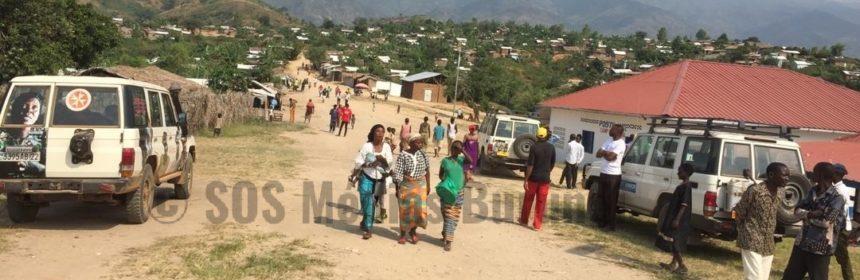 Lusenda Refugies SOS Medias Burundi RDC