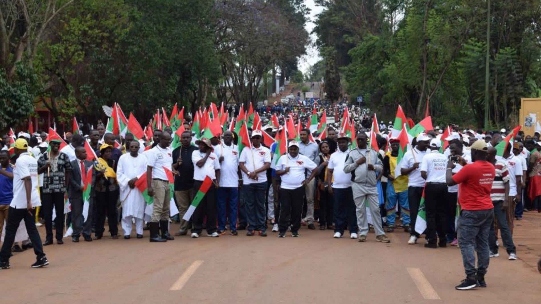L'ONG Human Rights Watch dénonce la brutalité dans le paiement des contributions aux prochaines élections  au Burundi