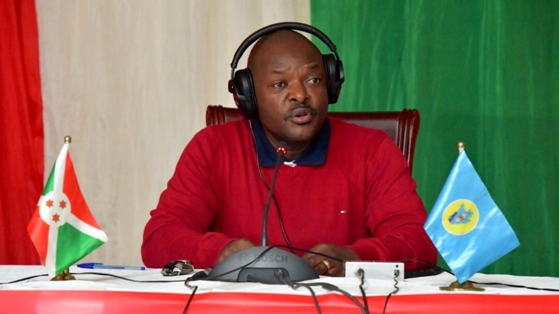 Le président Nkurunziza dresse un bilan positif de ses 15ans de pouvoir et rejette ses échecs sur la communauté internationale