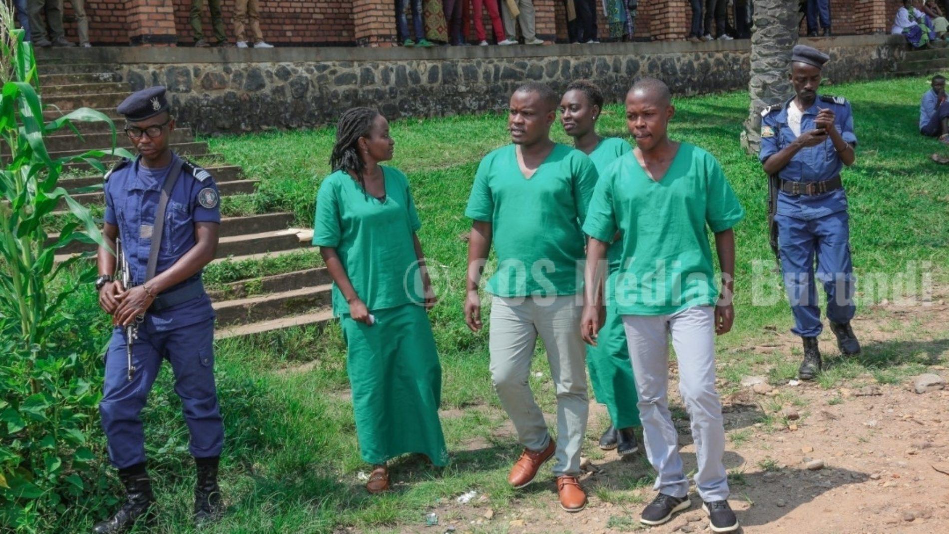 Burundi-Presse : HRW et CPJ appellent à la libération des journalistes d'Iwacu