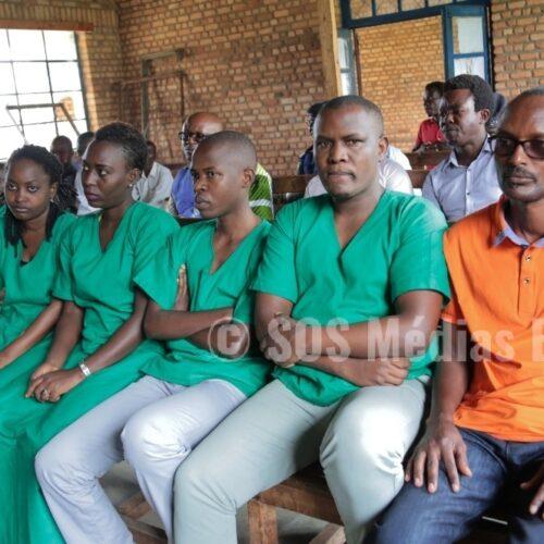 Les journalistes du groupe de presse Iwacu risquent 15 ans d'emprisonnement