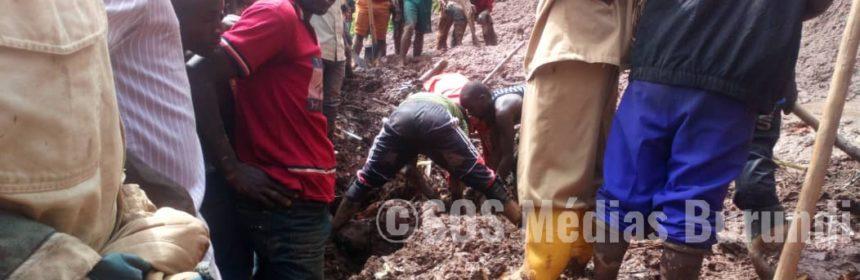 Des pluies diluviennes font au moins 28 morts à Mugina