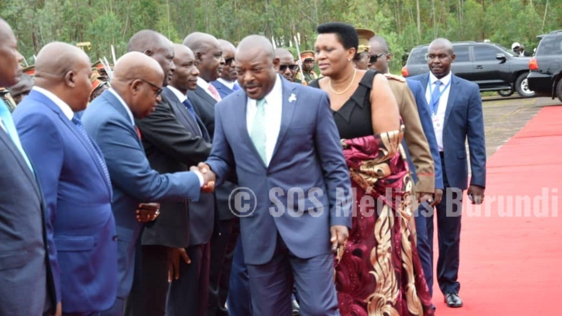 Denise Nkurunziza est rentrée du Kenya (témoins)