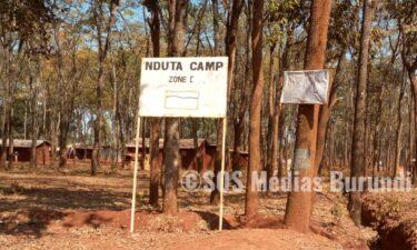 """La Tanzanie considère les camps de réfugiés burundais comme des """"foyers d'insécurité"""""""