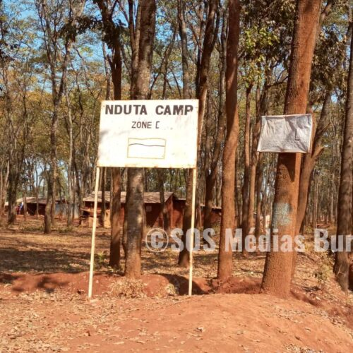 Les activités agricoles interdites au camp de réfugiés burundais de Nduta en Tanzanie