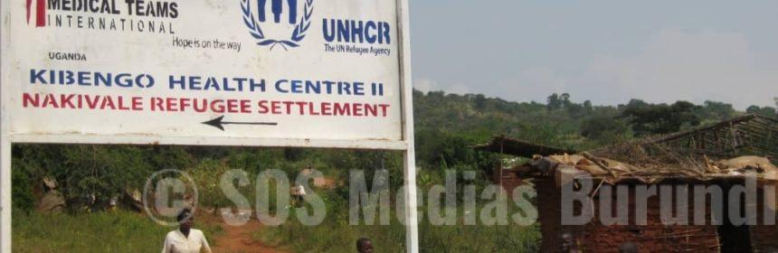 Nakivale-Ouganda : Des pluies torrentielles font rage