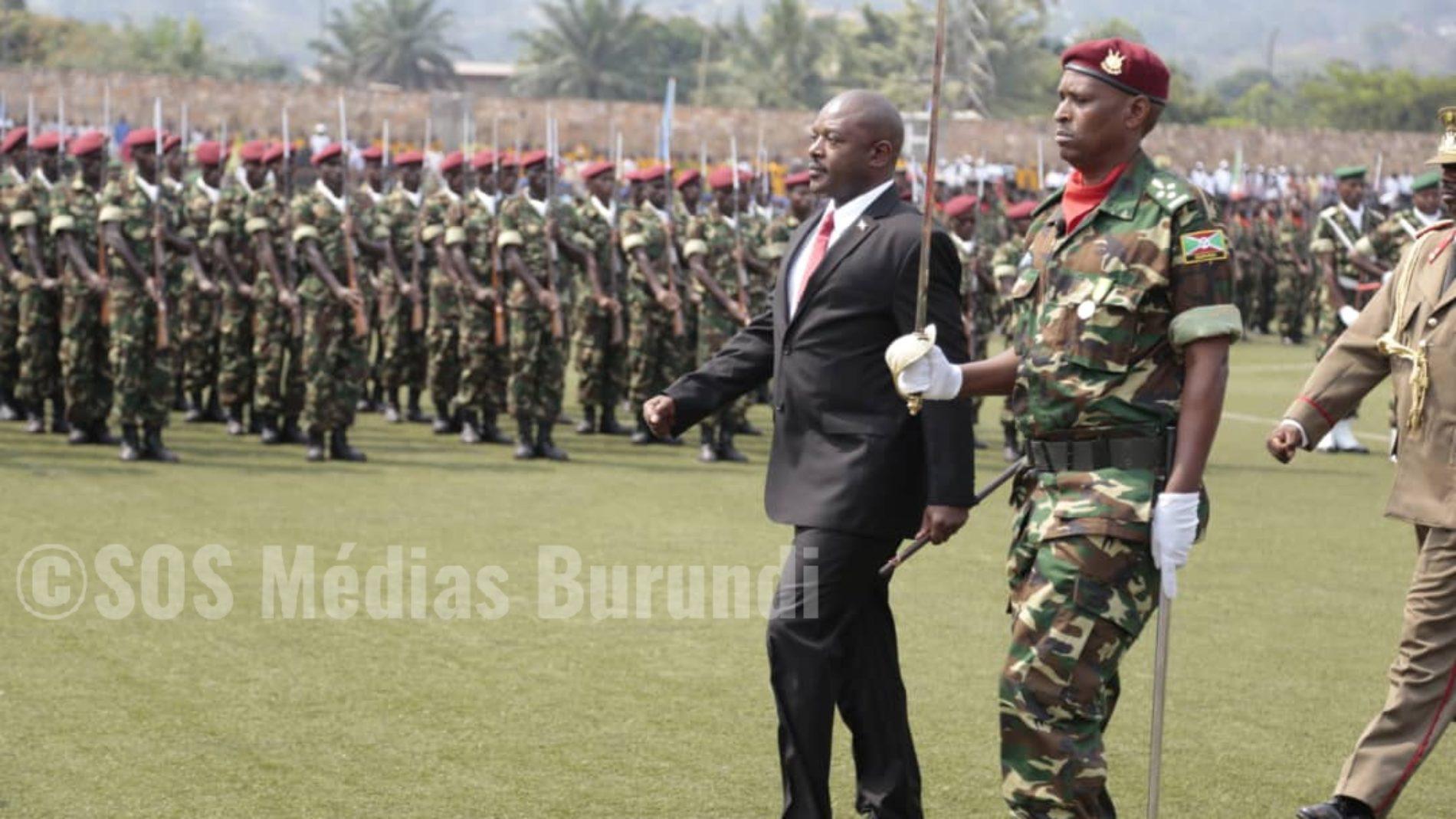 Attaque de Mabayi: le président Pierre Nkurunziza accuse publiquement le Rwanda