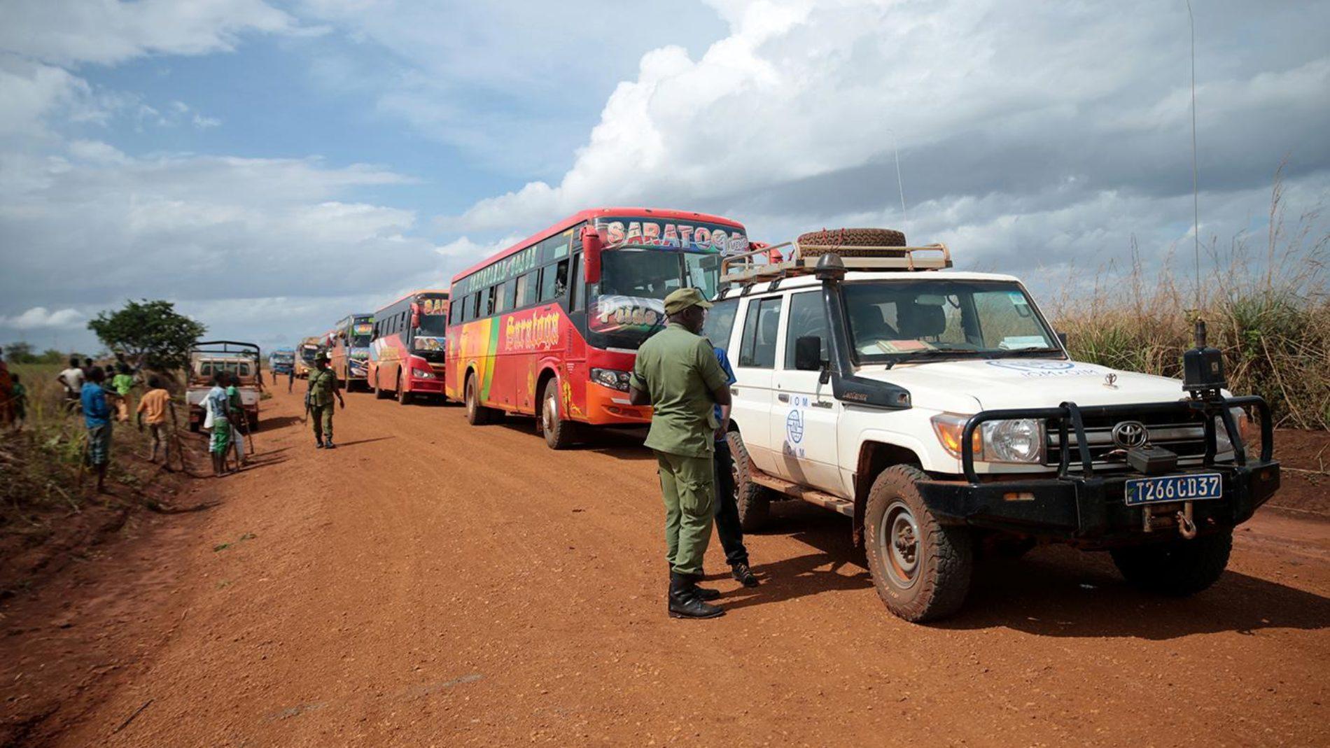 Environ 2400 personnes ont fui le Burundi entre janvier et février 2020