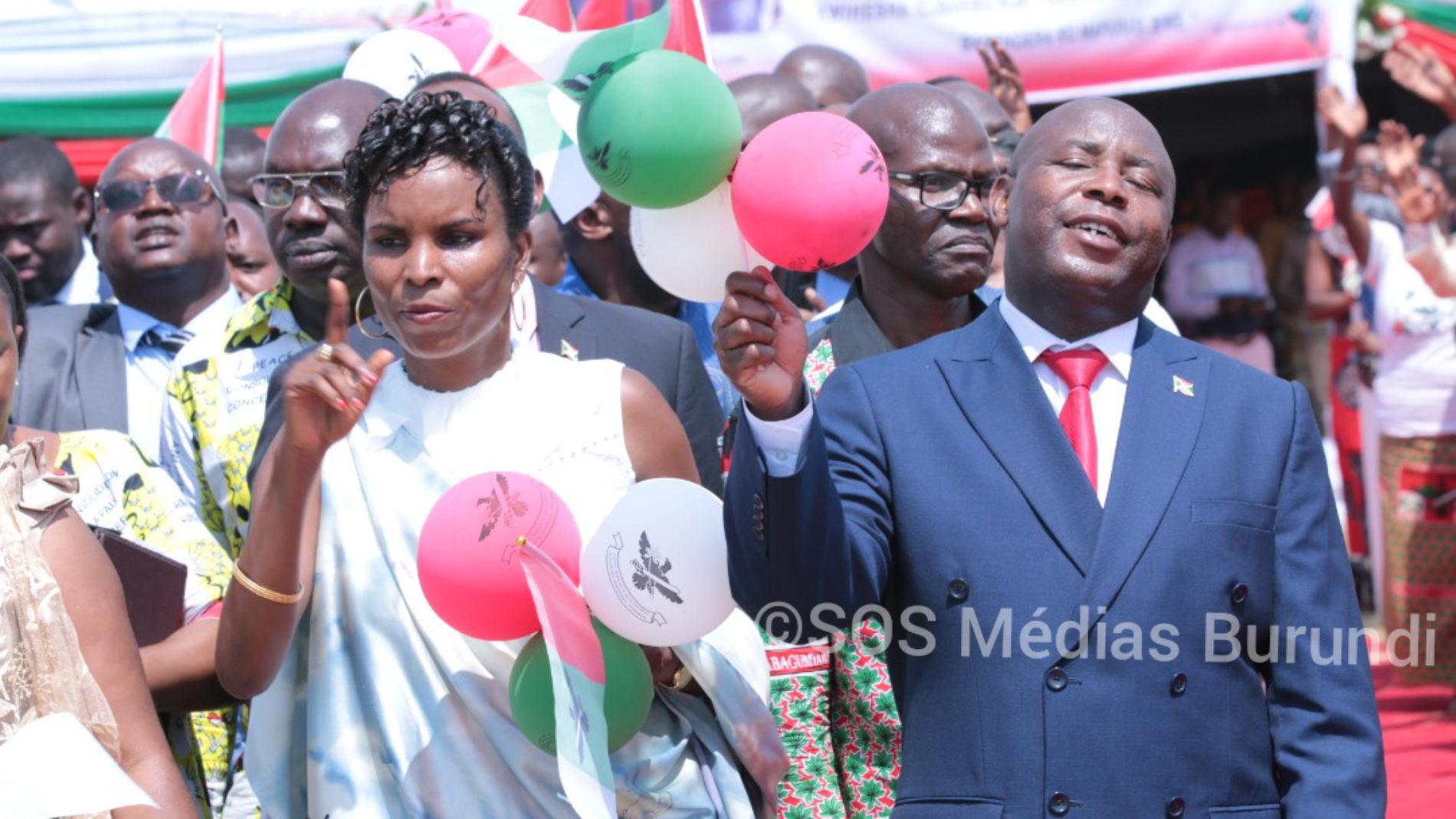 Élections-Burundi : le candidat Ndayishimiye (CNDD-FDD) peut introduire des réformes (rapport)