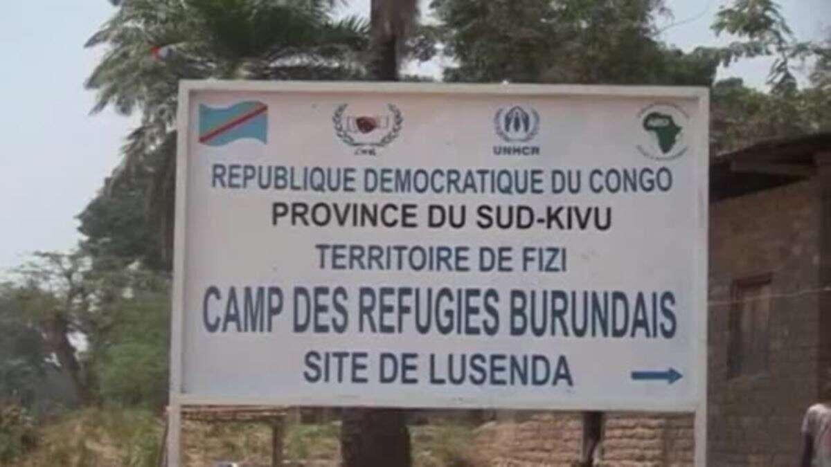 Le PAM compte diminuer son aide aux réfugiés burundais de Lusenda en RDC