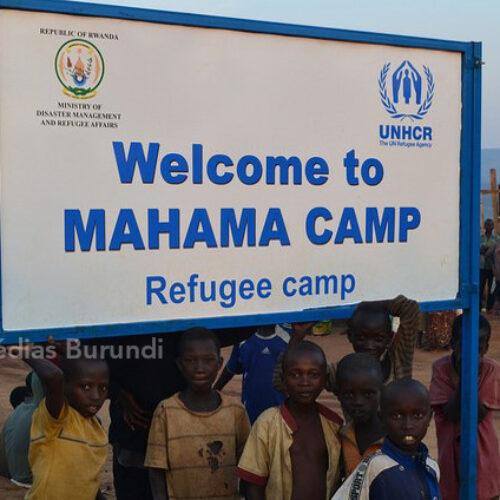 Mahama (Rwanda) : Plus de 300 réfugiés burundais veulent rentrer