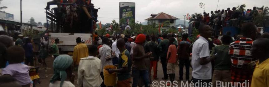 Burundi, Bubanza, SOS Médias, CNDD-FDD