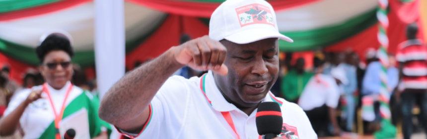 Burundi, Evariste Ndayishimiye, SOS Médias