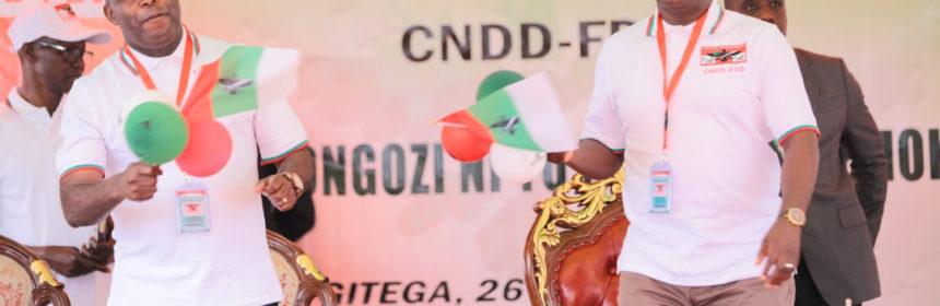 Burundi, Evariste Ndayishimiye, Pierre Nkurunziza, CNDD-FDD, SOS Médias
