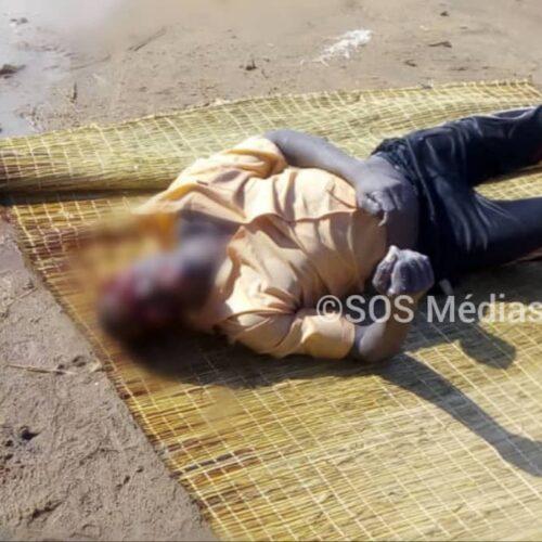 Un corps d'un homme repêché dans les eaux du lac Tanganyika à Rumonge
