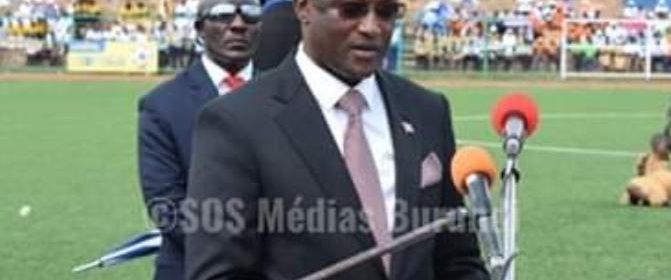 Sindimwo, UPRONA, Burundi, SOS Médias