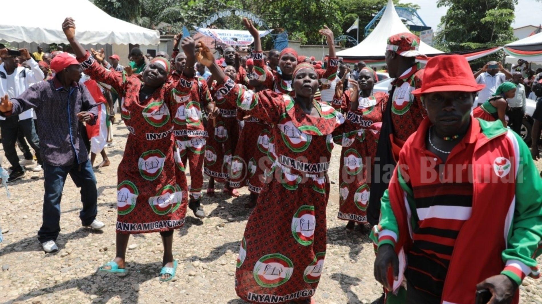 Butaganzwa : des opposants dont un candidat aux législatives interpellés
