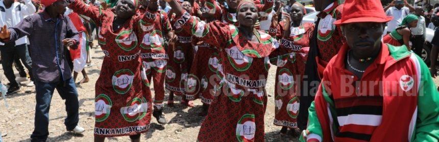 CNL, Rwasa, Burundi, SOS, Médias