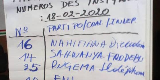 Burundi, CENI, tirage, sort, SOS, Médias