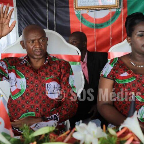 Neuf militants du CNL détenus à Nyamurenza pour avoir participé au congrès de leur parti