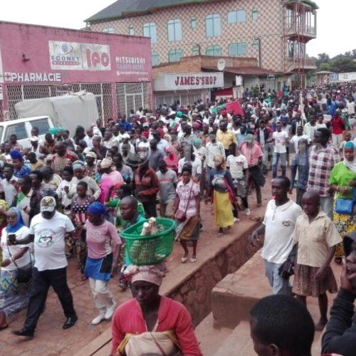 Des habitants contraints de contribuer pour la célébration de la candidature du secrétaire général du CNDD-FDD à Gitega