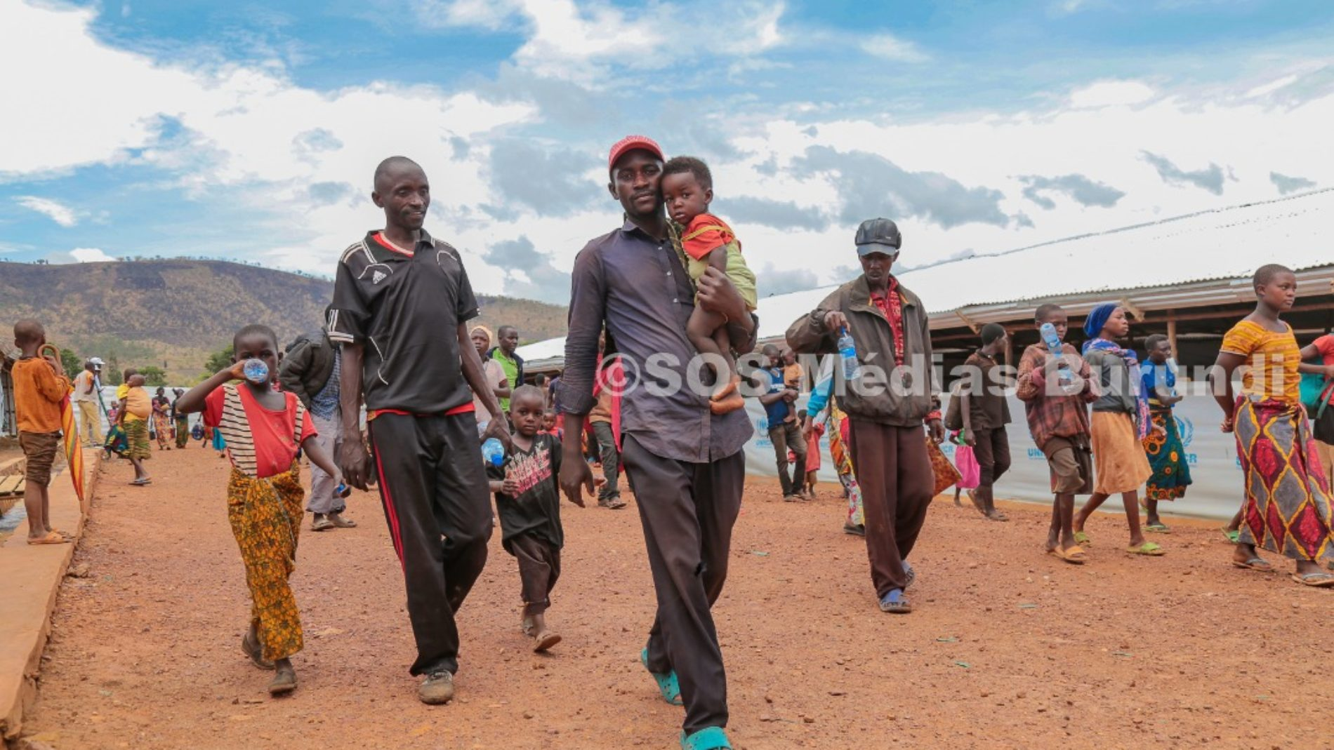 Tanzanie : fort engouement de rapatriement chez des réfugiés burundais