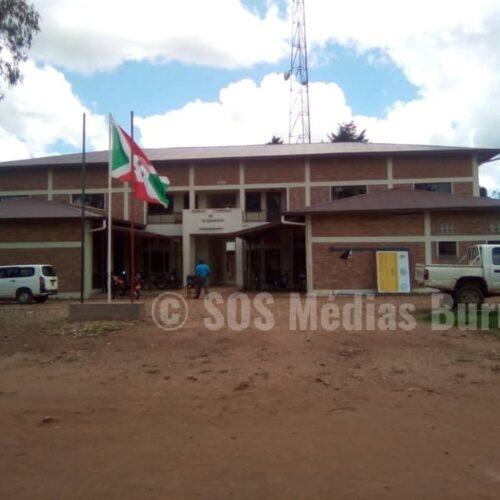 Nyabihanga : l'administrateur communal interdit à un militant du CNL de construire sa maison