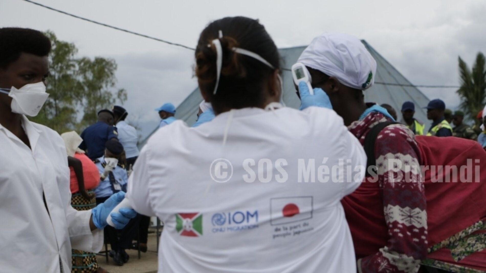 Covid-19 : le Burundi annonce 21 nouveaux cas de coronavirus