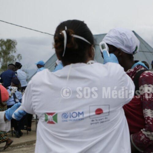 Covid-19 : le Burundi confirme deux cas de coronavirus (officiel)